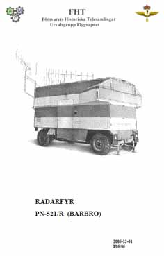 Radarfyr PN-521, Barbro
